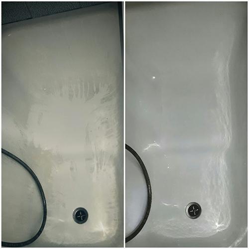 Sanificazione vasche